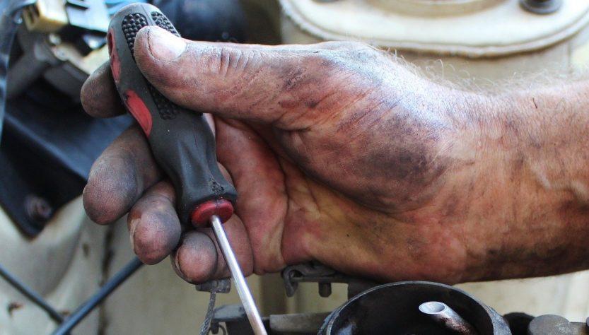 Mechanic work