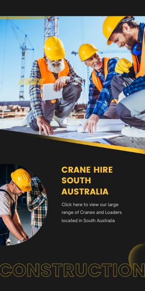 Crane Hire South Australia